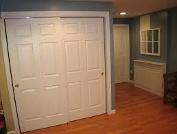 Installing A Closet Door Closet Installing Bypass Closet Doors Easy Installing Closet