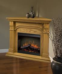 Electric Corner Fireplace with Corner Electric Fireplace