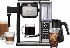 ninja coffee bar clean light wont go off ninja coffee bar 10 cup coffeemaker multi cf091 best buy