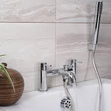bath shower mixer taps bathroom takeaway wave bath shower mixer tap
