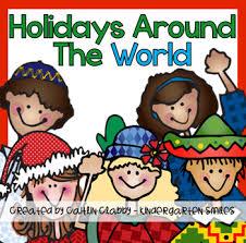 holidays around the world by kindergarten smiles caitlin clabby