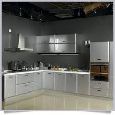 ss stainless steel kitchen cabinets manufacturers and suppliers