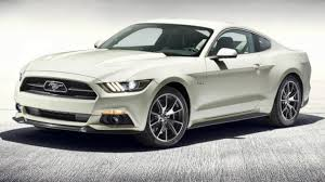 mustang 50th anniversary edition 2015 ford mustang 50th anniversary edition heading to york