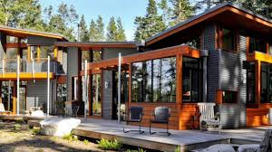 cool corrugated metal siding homes amazing steel houses youtube