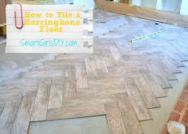 How To Laminate Flooring How To Tile A Herringbone Floor Family Room 10