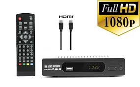 amazon com dtv converter box hdmi cable for recording and