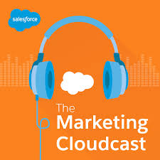 the new marketing podcast from salesforce is here introducing the