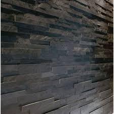 Split Face Stone Backsplash by Slate Mosaic Wall Tiles Design U2013 Home Furniture Ideas