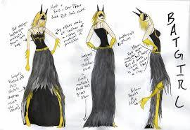 batman wedding dress poison bridesmaid dress by hiddenjester on deviantart