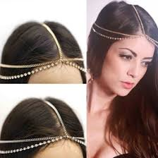 chain headband discount rhinestone wedding chain 2017 rhinestone wedding