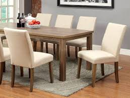 soreen 5pc dining set in light oak w ivory fabric chairs cm3554t soreen 5pc dining set in light oak w ivory fabric chairs
