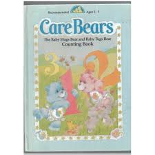 kids age 0 2 counting book baby hugs bear