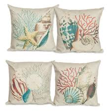 theme pillows 4 pack theme pillow covers everything turquoise