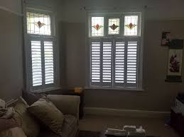 café style shutters are the most popular choice for people with