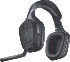 black friday deals gaming headsets logitech g930 wireless gaming headset black 981 000257 best buy