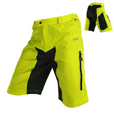 mtb rain gear arsuxeo men outdoor sports leisure capri shorts climbing mtb