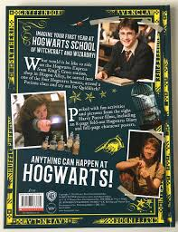 harry potter hogwarts a cinematic yearbook scholastic