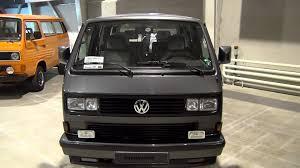 volkswagen van interior volkswagen transporter t3 caravelle carat 1989 exterior and