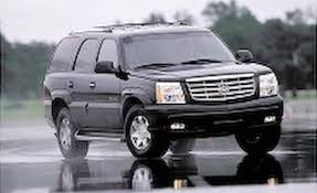 future cadillac escalade 2002 cadillac escalade road test reviews car and driver