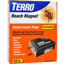 victor poison free victor poison free insect magnet traps 12 pack