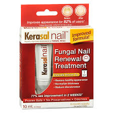 kerasal nail fungal nail renewal treatment 3 month supply walgreens