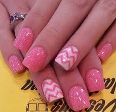 best pink nails from pinterest u2013 young craze
