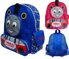 baby kids toddler nursery thomas train tank cartoon backpack