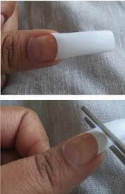 how to apply nail extensions perfectly u2013 with steps and pictures
