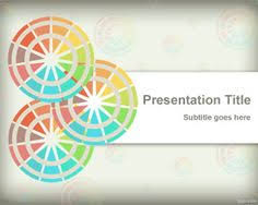 communications strategy powerpoint template is a simple but neat