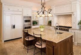 kitchen island with granite top stylish granite top kitchen island with seating and antique rustic