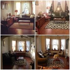 living room how about before and after living room feng shui