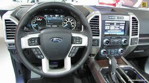 Ford F150 Truck Interior - 2015 ford f150 interior walkaround 2014 detroit auto show youtube