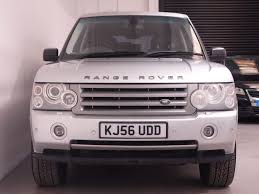 silver range rover used silver land rover range rover for sale hampshire