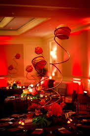 Basketball Centerpieces Bar Mitzvahs Brad Austin Imaginative Florals Blog