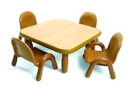 kids play table and chairs kids plastic table and chairs table chair set natural toys