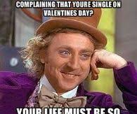 Single On Valentines Day Meme - funny valentines day memes pictures photos images and pics for