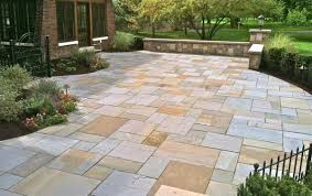 Sealing A Flagstone Patio by Design Gallery Lang Stone Building And Landscaping Stone Supplier