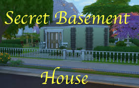 the sims 4 speed build the secret basement house youtube