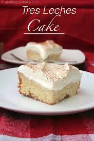 tres leches cake giraffes can bake