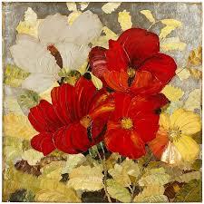 Home Decor Flower Rouge Flower Art Pier 1 Imports