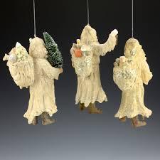 santa claus ornaments santas