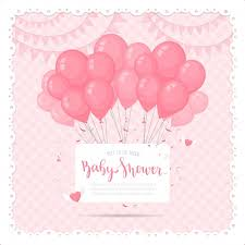 baby shower for girl baby shower girl vectors photos and psd files free