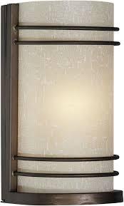 Forte Lighting Wall Sconce Forte Lighting 5523 01 4 5wx8hx4e Ada Indoor Up Lighting Wall