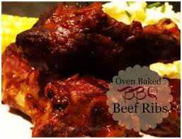 julia u0027s simply southern oven baked bbq beef ribs
