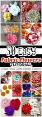 Fabric Flowers Https I Pinimg Com 736x 2b 7e 51 2b7e51f6ab9f7b7