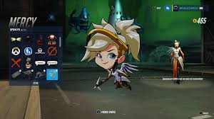 overwatch halloween mercy overwatch how to earn loot boxes guide emotes sprays legendary