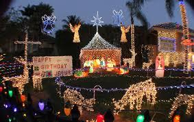 largest residential nativity scene hyatt extreme christmas