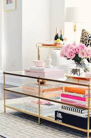 coffee table decorations coffee table talk the pink
