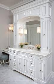 best white bathroom cabinets ideas on pinterest master bath part