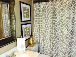 bathroom guest bathroom shower curtain shower curtain view u